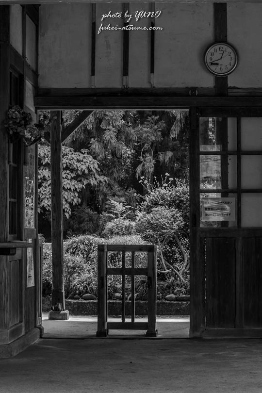 岡山県・因美線・知和駅3