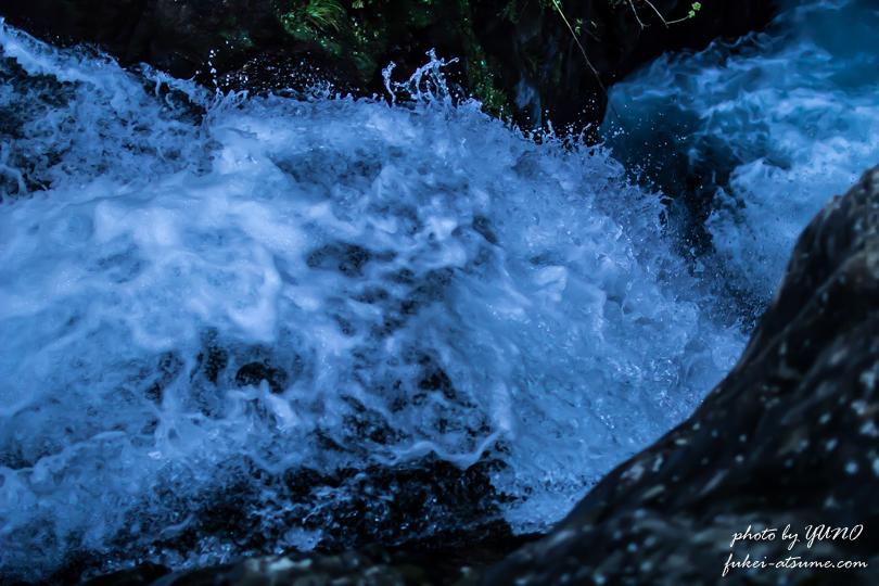 阿寺渓谷・樽ヶ沢の滝2