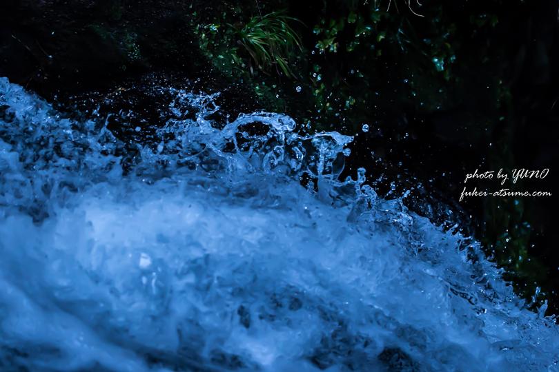 阿寺渓谷・樽ヶ沢の滝3