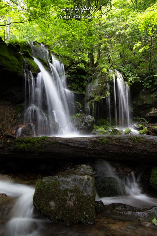 兵庫・新温泉町・猿壺の滝・神秘・繊細・名瀑・滝撮影2