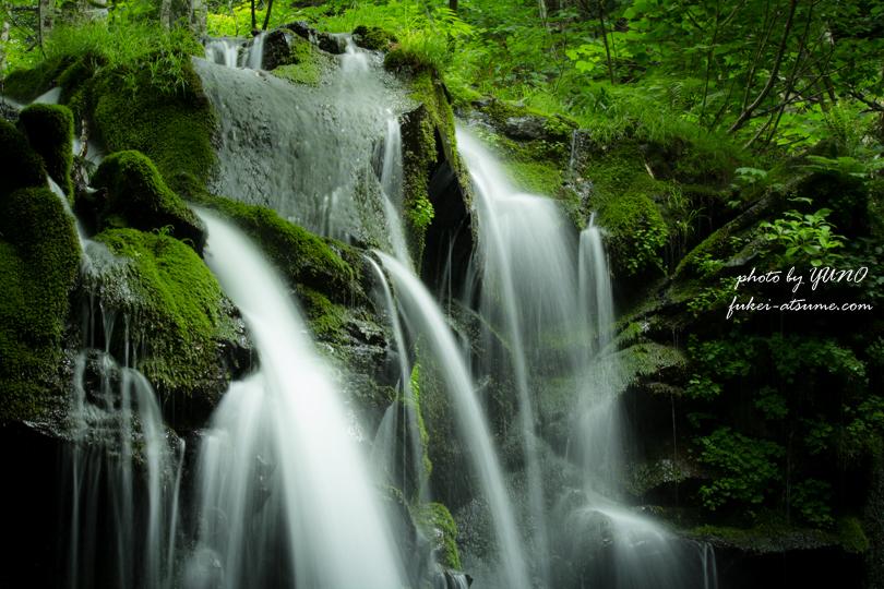 兵庫・新温泉町・猿壺の滝・神秘・繊細・名瀑・滝撮影6